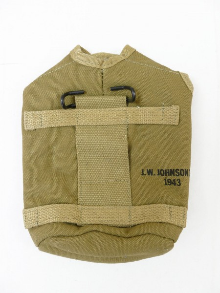US Paratrooper canteen cover field canteen (Brab)