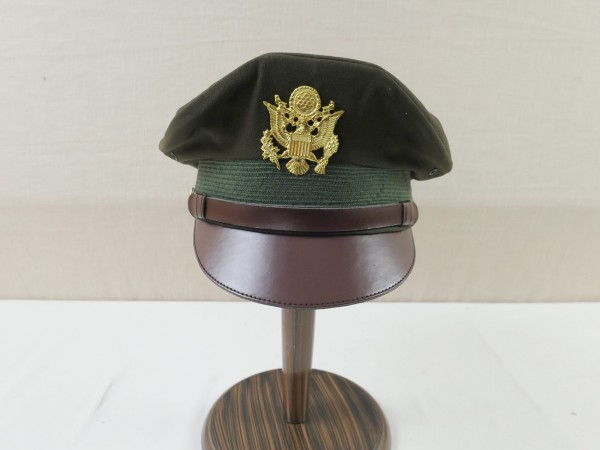 US Army Air Force Wk2 Crusher Cap Visor Cap US Officer