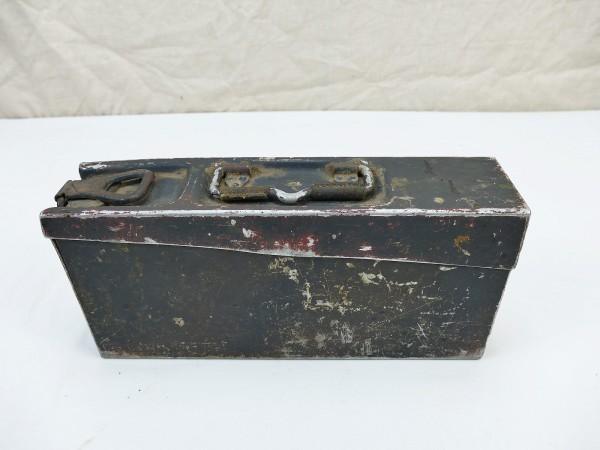 Schnellboot Kriegsmarine MG34 MG42 MG Cartridge box Aluminium ammunition box Belt box #1