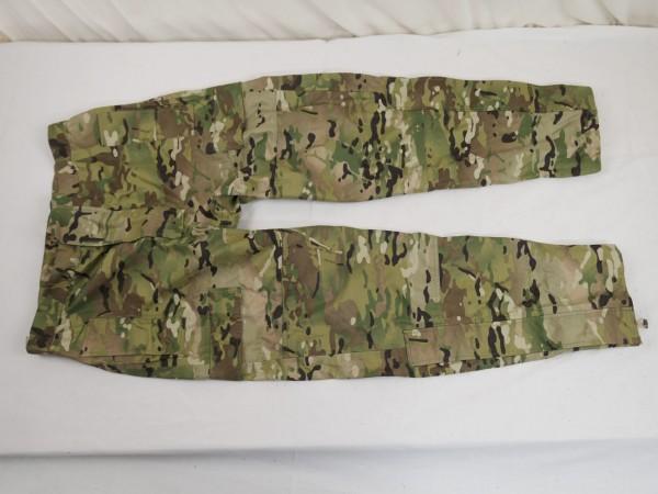 Size M - Denmark Gore-tex wetness protection trousers Multicam HMAK rain trousers