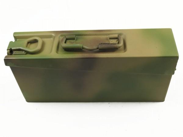 Type Wehrmacht MG34 MG42 MG53 Ammunition box Ammunition box Belt box Camouflage 3-colour camouflage