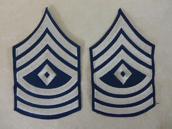 US ARMY WW2 Ranks Badge First Sergeant Uniform Rank Badge