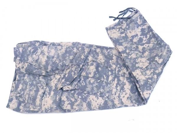 ORIGINAL US / USAF Field trousers ACU Medium long
