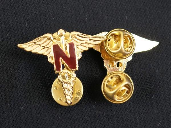 WWII US Army Nurse Corps PIN Nurse