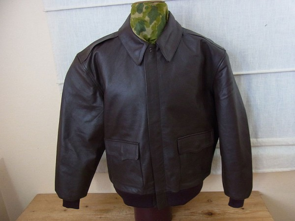 US Army A2 Flight Jacket USAAF Flight Jacket A-2