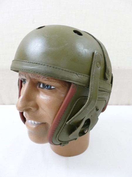 "US Army WW2 Tank helmet tank helmet tanker helmet ""Fury"" Tanker helmet M-1938 tanker helmet size 58-60"