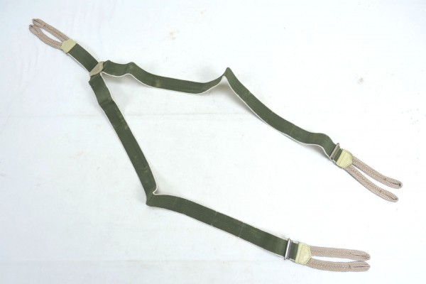 Wehrmacht Elite suspenders for field trousers bml 43
