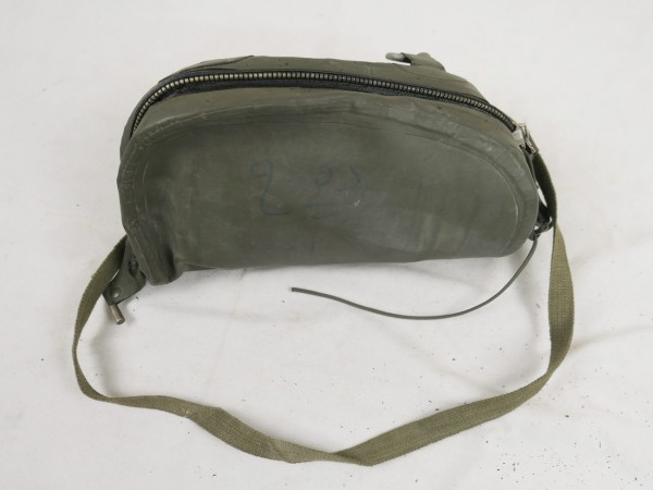 BW Bundeswehr paratroopers gasmask bag old style bag for gasmask #2