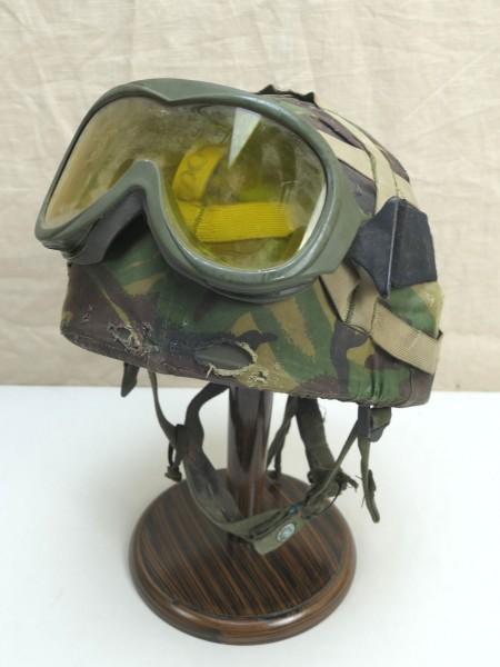 British Combat Battle Helmet Woodland Medium British Army