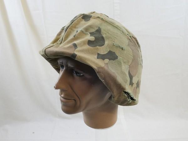 US Army Original Mitchell Helmet Cover Leaf Pattern Reverseable M1 Helmet Cover Vietnam