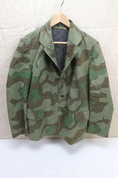 Wehrmacht Jacket Splinter Camouflage Field Blouse Camouflage Jacket