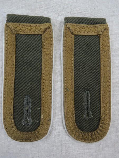 Shoulderboards Sergeant DAK Heer Infantry Africa Corps
