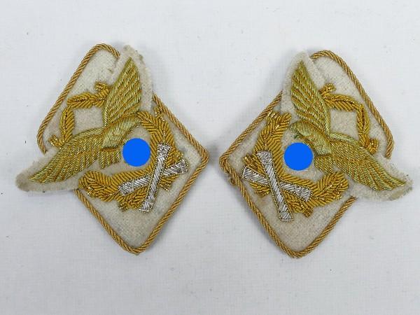 Wehrmacht Luftwaffe Collar Mirror Field Marshal Hermann Göring