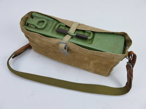 Set MG42 MG34 cartridge box belt box with bag and carrying strap