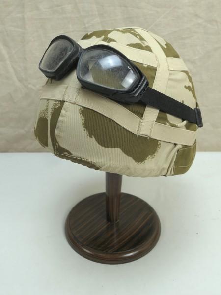 British Army Combat MK6 Battle Helmet 2009 Large Desert GB