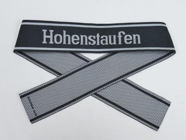 Wehrmacht Elite BEVO Sleeve Band Waffen SS Division HOHENSTAUFEN Sleeve Stripes