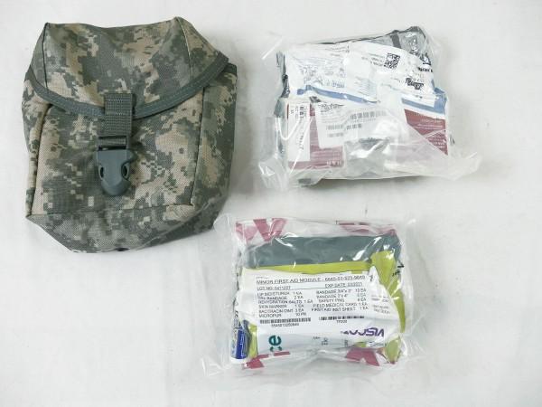 ORIGINAL QuikClot Combat Gauze vacuum-packed ovp 2022-08 Medic IFAK