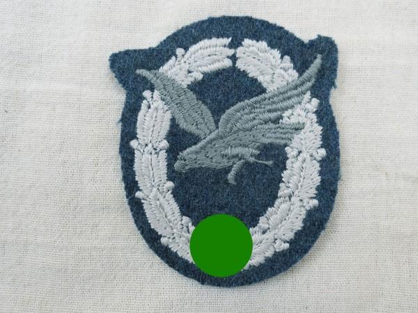 Luftwaffe air force marksmen badge embroidered without flash bundles