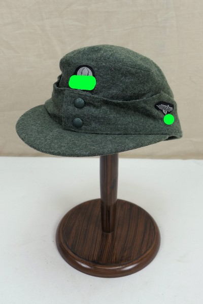 Wehrmacht field cap M43 crews with effects model M-1943 size 57
