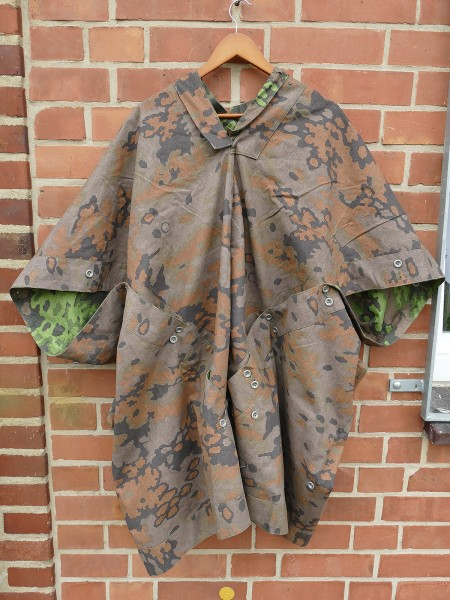 WSS weapons elite tent canvas oak leaf camouflage cloak tent oak leaf