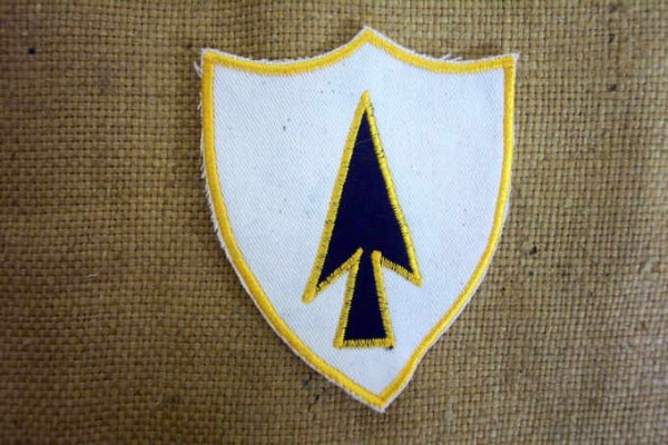 US Army sleeve badge Vietnam 18th infantry regiment