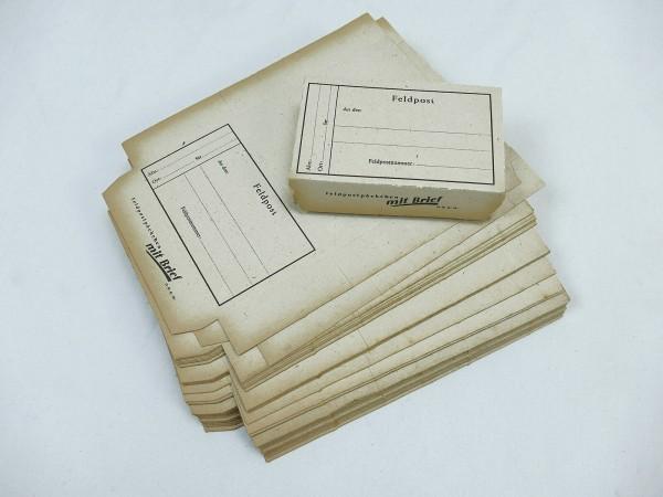 Fieldpost parcel Original Wehrmacht