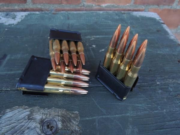 Ammunition Clips M1 Garand 8 Shot DEKO