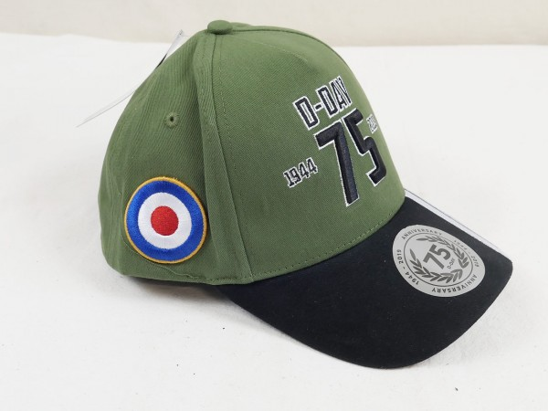 75 Years D-Day Normandie Cap Cap US