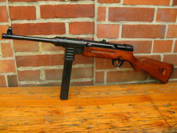 MP41 Machine Gun Deco Model Movie Weapon