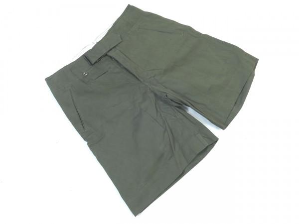 DAK Afrikakorps M40 Luftwaffe Field Trousers short green / Tropical Trousers Uniform Trousers Size M