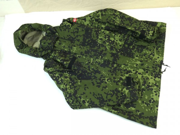 Denmark Gore-tex wetness protection jacket size XXL camouflage HMAK new