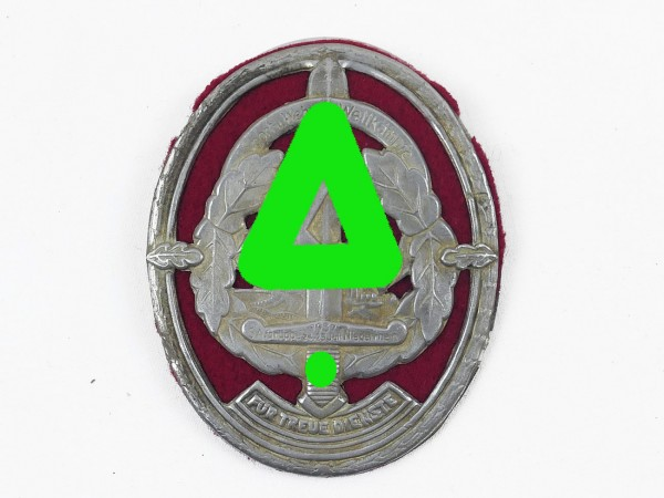SA Sleeve Badge - For loyal service - Sport and Military - Competitions