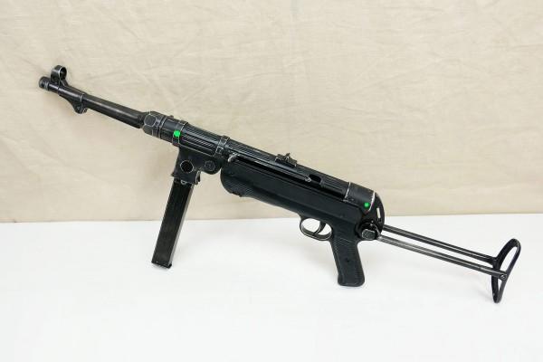Wehrmacht MP38 submachine gun deco model film gun metal Denix MP 38 #4