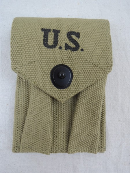 US Army double magazine bag for Colt 1911