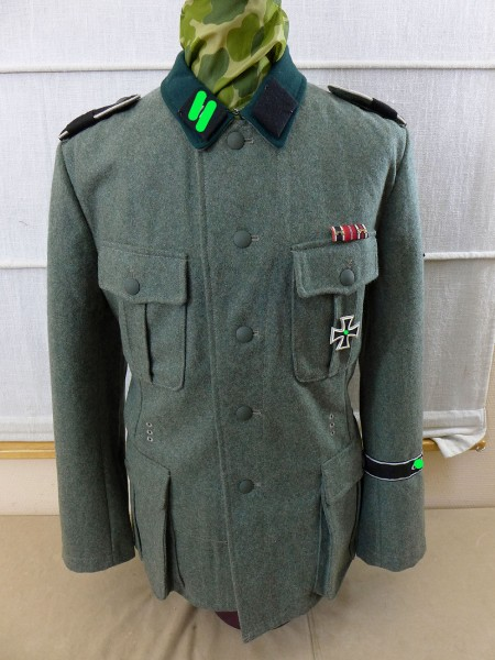 Field Blouse M36 Weapons SS Rank SS Sagittarius of the LAH