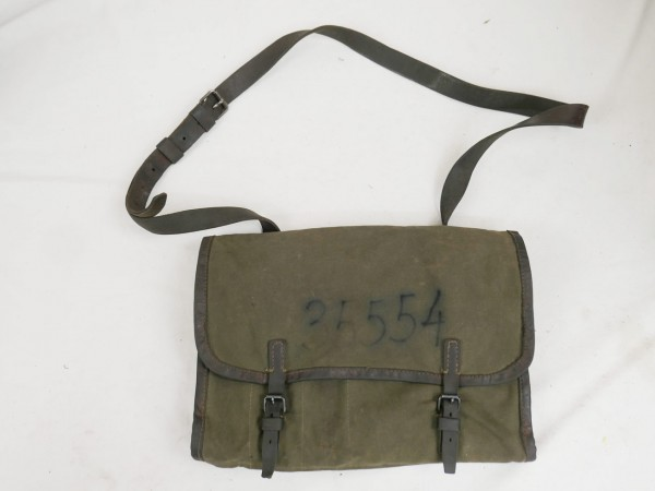 MG42 / MG53 bag for spare breech / spare breech and spare parts type Wehrmachtz