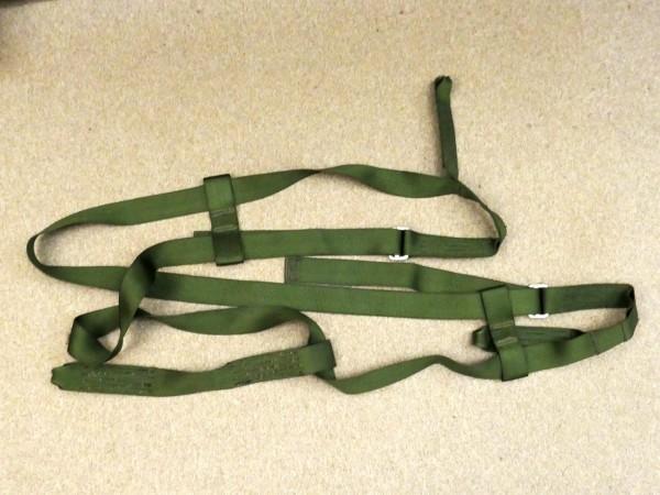 US Paratrooper body belt / Abseiling belt for paratroopers / Vietnam