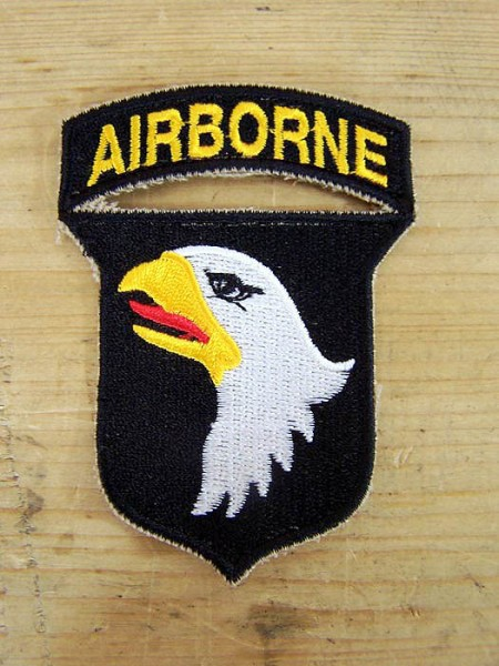 "US Army 101st AB Division ""screaming eagles"""