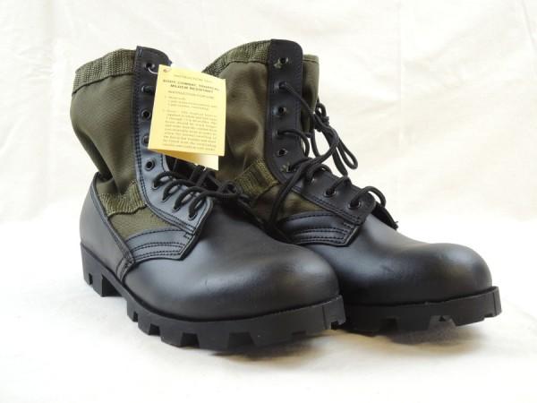 "US Army Jungle Boots ""Panama"" olive Jungle boots"