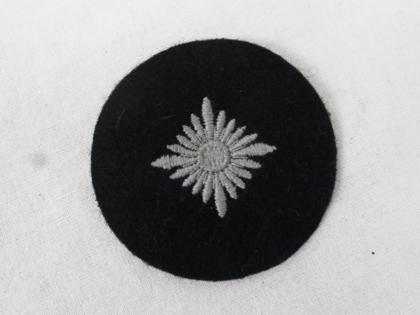 Type Wehrmacht Rank Star Pickle Shoulderpad Gold