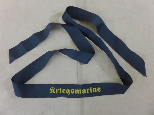 Kriegsmarine Sailors Cap Ribbon