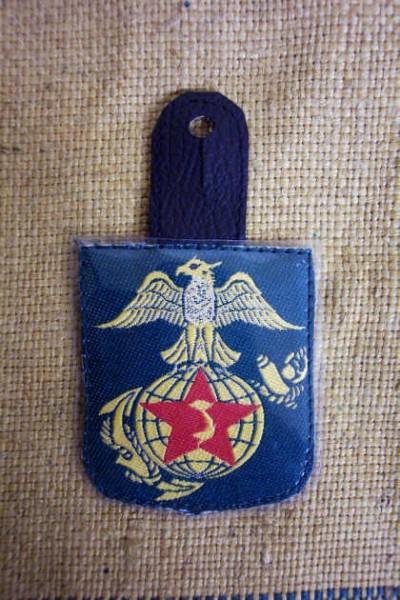 Chest Pendant Vietnam South Vietnamese Marines Badge