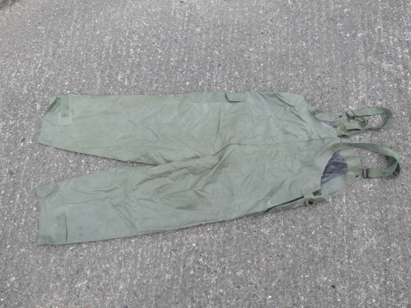 Original US Army VIETNAM Overall Wet Weather Small Poncho