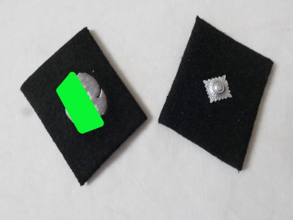 Collar Mirror Weapons Elite Skull Division Officer