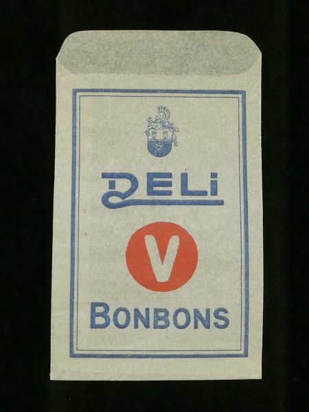 Wehrmacht Deli Bonbons sachets packaging envelope