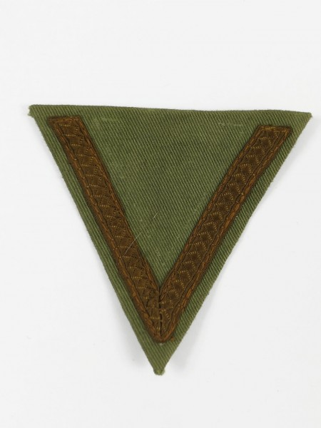 Wehrmacht Gefreiten Rangabzeichen Gefreitenwinkel DAK Angle