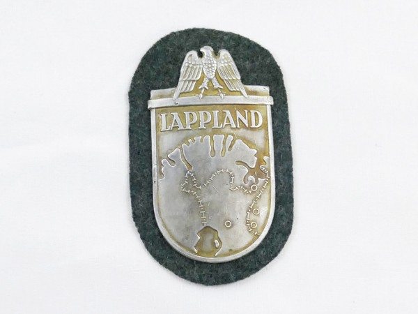 "Sleeve Badge of the Wehrmacht ""Lapland"""