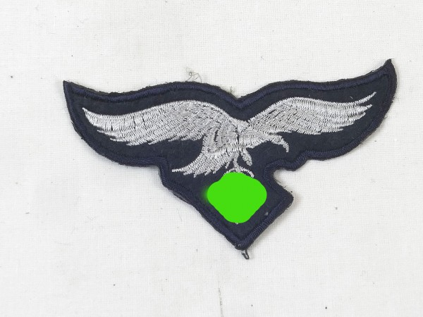 Chest eagle air force pilot blouse embroidered teams