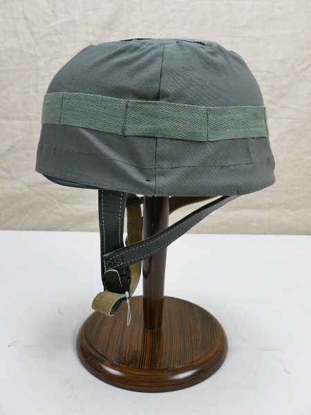WW2 Luftwaffe FJ helmet cover Crete grey olive helmet camouflage cover paratrooper helmet M38
