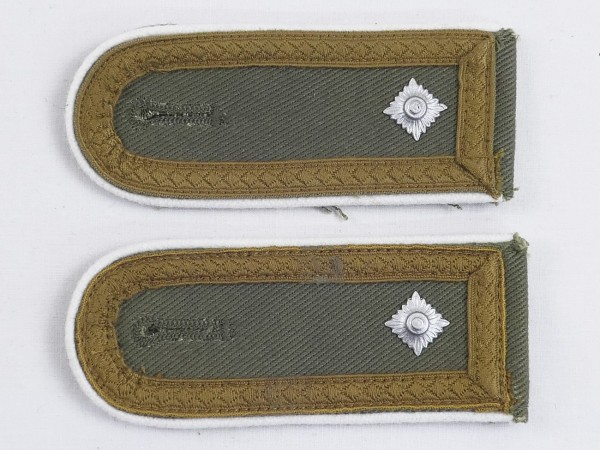 African Corps Shoulderboards Sergeant DAK Army